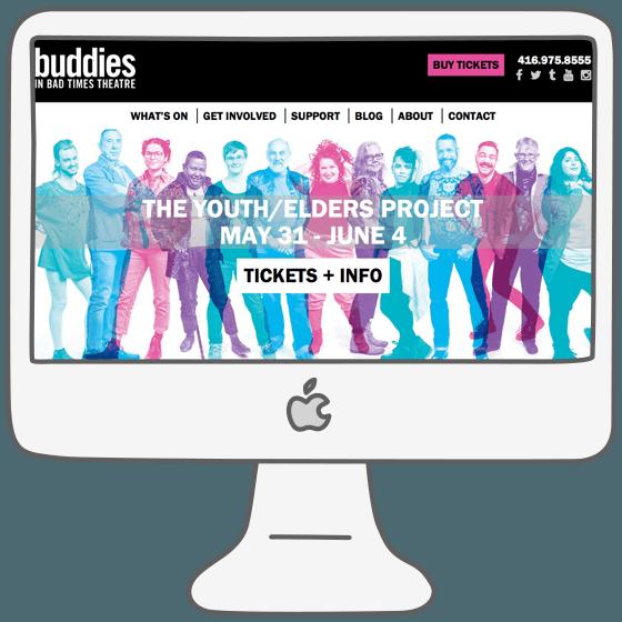 Buddies in Bad Times desktop