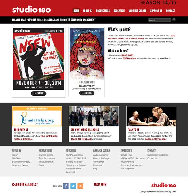 Studio 180 Theatre