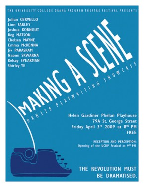 Playwriting Showcase