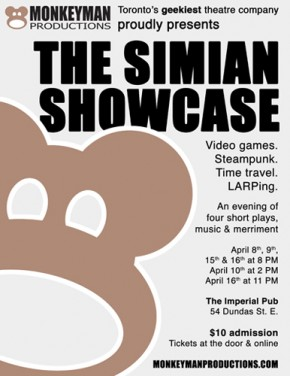 The Simian Showcase