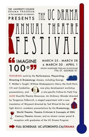 UC Drama Theatre Festival
